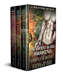 The Ancient Blood Awakens: The Complete Series Boxset