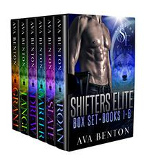 Shifters Elite The Box Set: Books 1-6