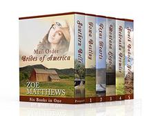 Mail-Order Brides of America, Six Books in One!