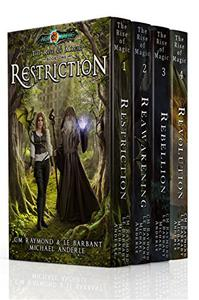 Rise of Magic Boxed Set One: A Kurtherian Gambit Series