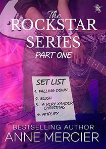 The Rockstar Series Part One: (Books 1-4)