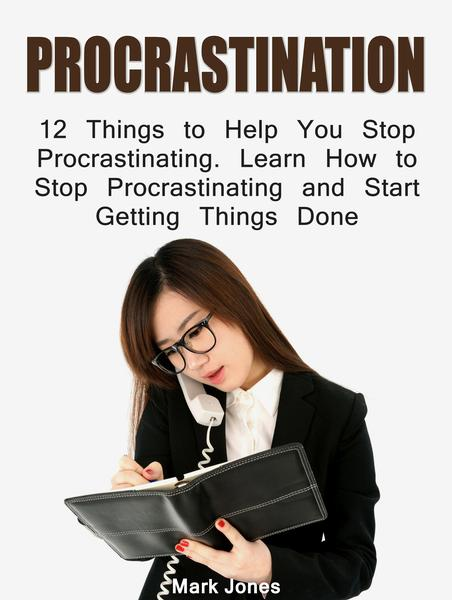 how to solve procrastination Procrastination — the thief of time — robs us of much more psychological science reveals that it undermines our performance, reduces well-being, harms work relationships, and correlates to.