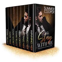 Stay With Me: An Eight-Book Billionaire Romance Box Set