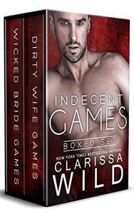 Indecent Games Duet - Boxed Set
