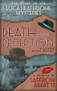 Death And Deception: A Psychic Cozy Mystery Novella