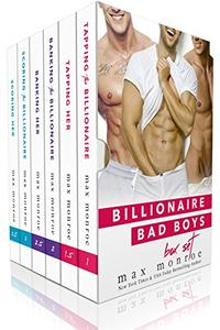 Billionaire Bad Boys Box Set