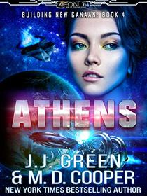 Athens - A Space Opera Colonization Adventure