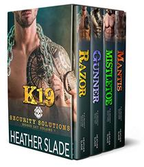 K19 Security Solutions Boxed Set Books 1-4