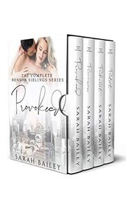Benson Siblings Series: A Dark Romance Boxset