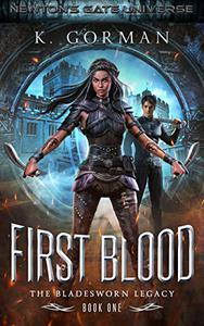 First Blood: A Sword and Sorcery Adventure
