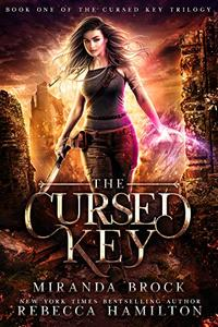 The Cursed Key: A New Adult Urban Fantasy Romance Novel
