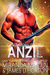 Anzil: A SciFi Alien Romance