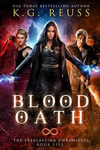 Blood Oath: A Dementon Academy of Magic Novel