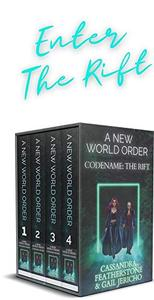 A New World Order (The Complete Serial): A Paranormal/Steamy/Urban Fantasy/Shifter Boxed Set