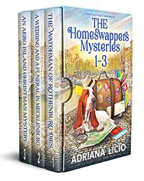 The Homeswappers Mysteries: Boxed Set 1 - Books 1-3