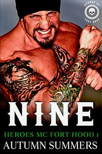 NINE (HEROES MC FORT HOOD 1): MC ROMANCE AGE GAP
