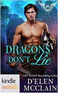 Paranormal Dating Agency: Dragons Don't Lie (Kindle Worlds Novella)