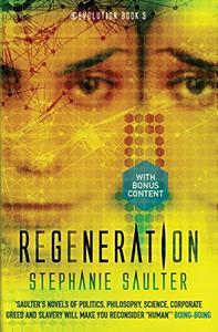 Regeneration: Evolution Book 3