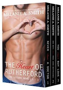 The Heart of Rutherford: A Medical Romance Trilogy Box Set