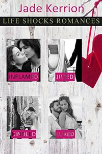 Life Shocks Romances Collection 3: Inflamed, Jilted, Kindled, Lured