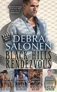 Black Hills Rendezvous Boxed Set:  Black Hills Rendezvous , Volume 1