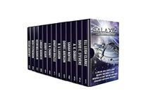 Galaxia: Thirteen Stories Spanning the Unknown Multiverse