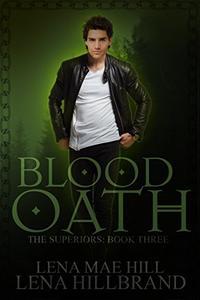 Blood Oath: A New Adult Vampire Urban Fantasy