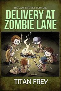 Delivery at Zombie Lane