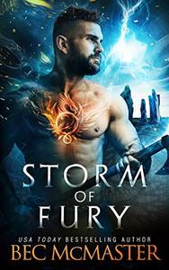 Storm of Fury: Dragon Shifter Romance