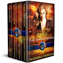Darkest Skies: The Complete Series: Planet Athion A Reverse Harem Sci Fi Series