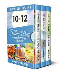 Cozy Mystery Series: Box Set 4