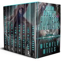 The Alien Bounty Hunters Complete Series: Books 1-8