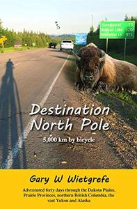 Destination North Pole: 5,000 km by bicycle