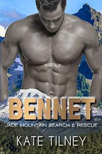 BENNET (Jade Mountain Search & Rescue #5): a BBW, mountain man instalove short romance