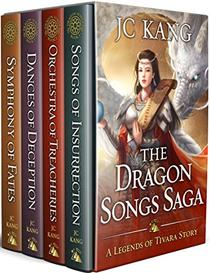The Dragon Songs Saga Box Set: The Complete Epic Quartet