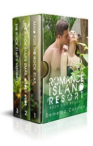Romance Island Resort Rock Star Box Set