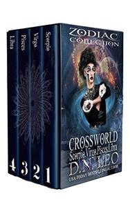 Crossworld - Zodiac Collection: Scorpio - Virgo - Pisces - Libra