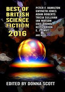 Best of British Science Fiction 2016