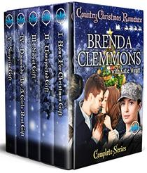Country Christmas Romance Complete Series