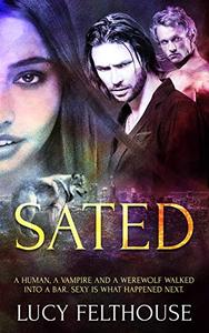 Sated: A Ménage Short Story