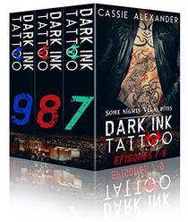 Dark Ink Tattoo Book 3: Dark Ink Tattoo