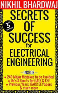 Secrets of Success for Electrical Engineering: Including Links for Study Material