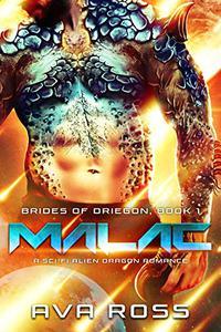 Malac: A Sci-Fi Alien Dragon Romance