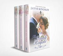 The Stenish Royals Box Set : Sweet Royal Romance