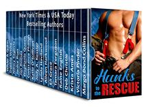 Hunks to the Rescue: 18 Hot Contemporary Romance Novellas