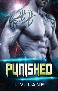 Punished: A SciFi Alien Romance