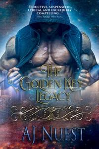 The Golden Key Legacy: A Time Travel Romance