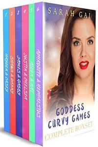 Goddess Curvy Games Boxset: Sweet Curvy Romance/ Insta-Love