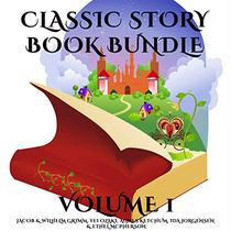 Classic Story Book Bundle: 27 Timeless Fairy Tales Volume 1