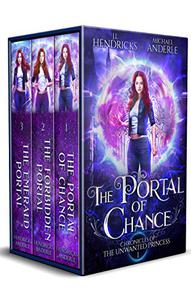Chronicles of the Fae Princess: The Halfling Fae Academy: Complete Boxset